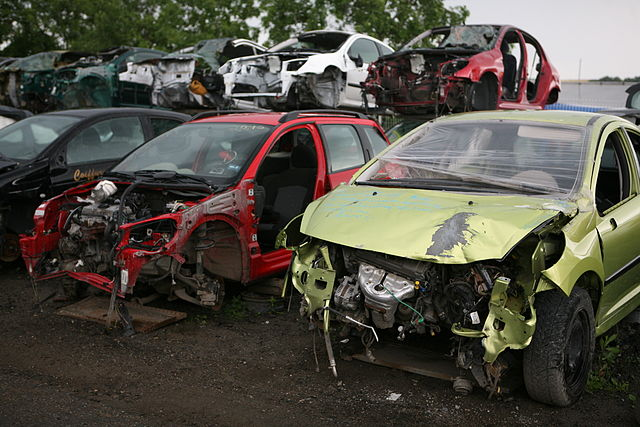 Scrap Cars Sittingbourne