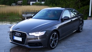 Scrapping an Audi A6