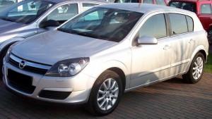 Scrap a Vauxhall Astra