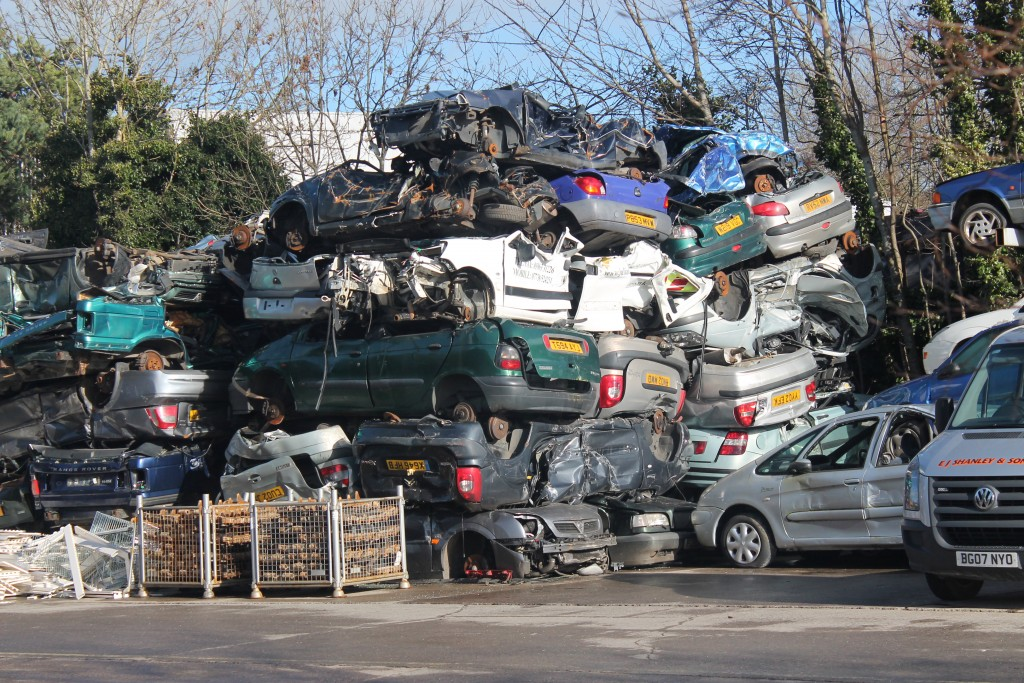 Where Do I Scrap My Car