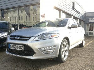Scrap Your Ford Mondeo