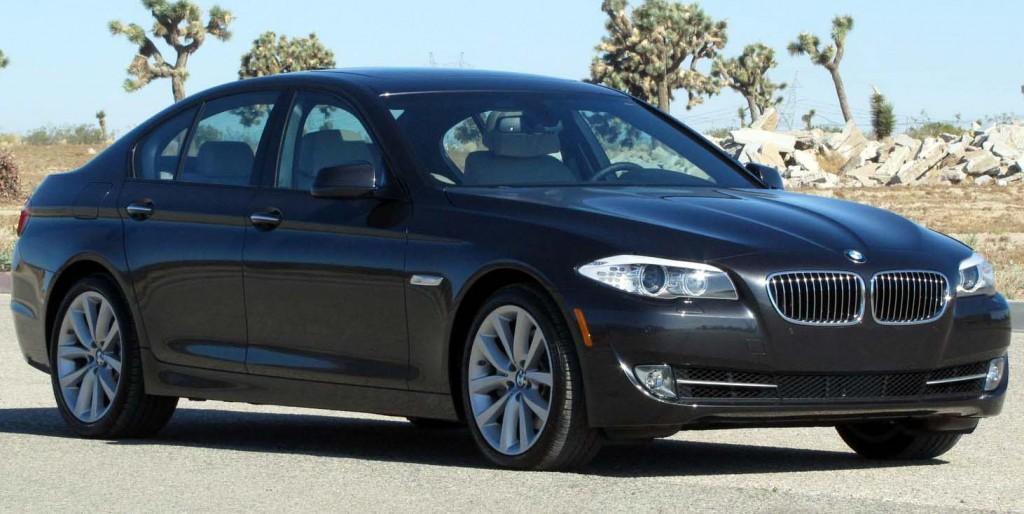 Scrap My BMW 5 Series