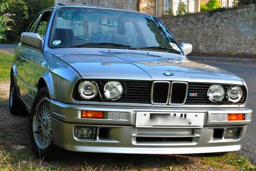 Scrap a BMW E30