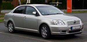 Scrap Your Toyota Avensis