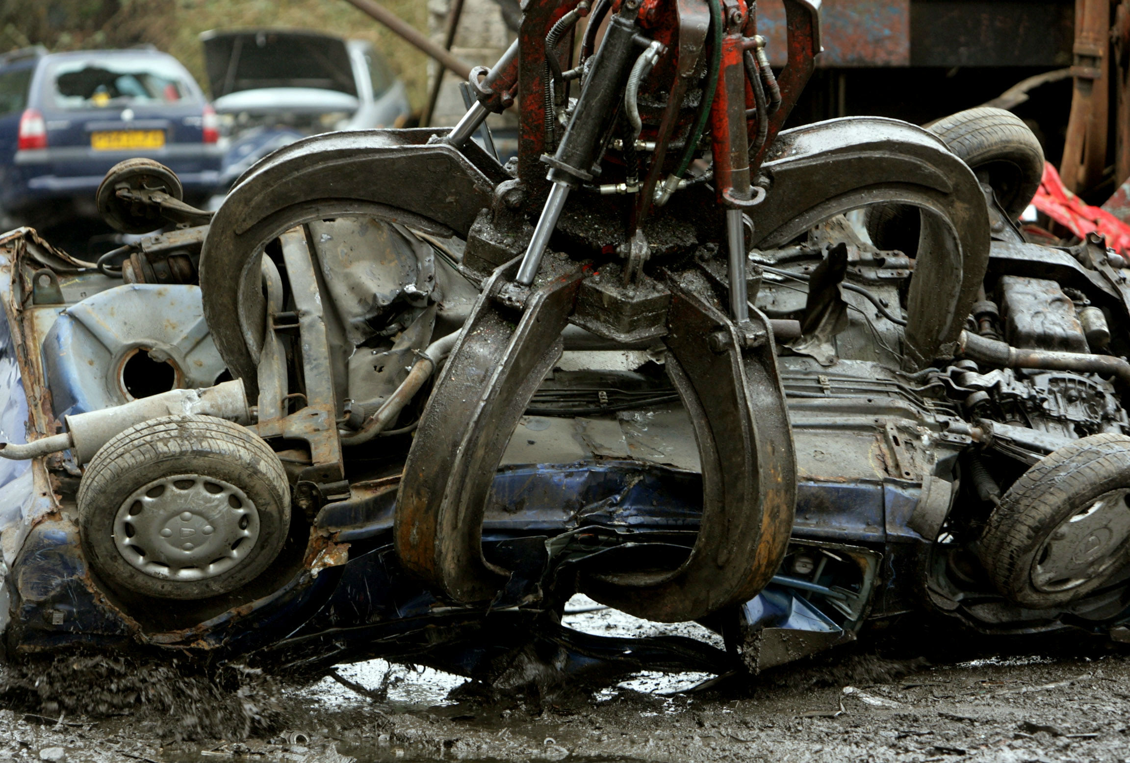 Car Scrap Collection   Scrap Car Kings