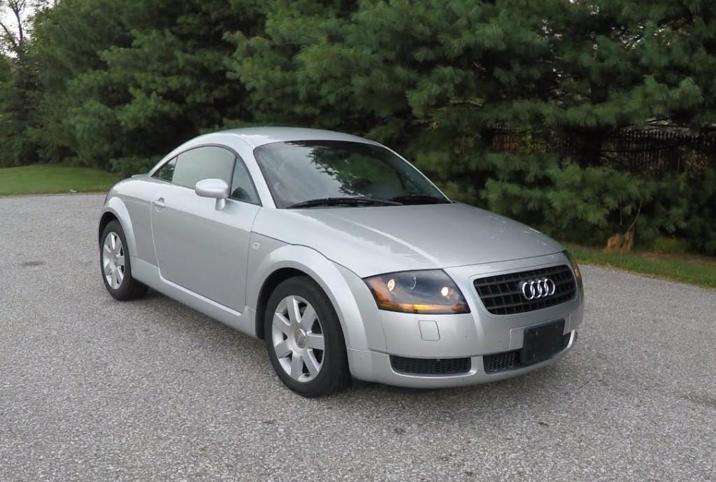 Scrap My Audi