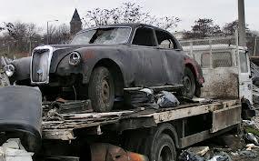 Scrap a Volkswagen