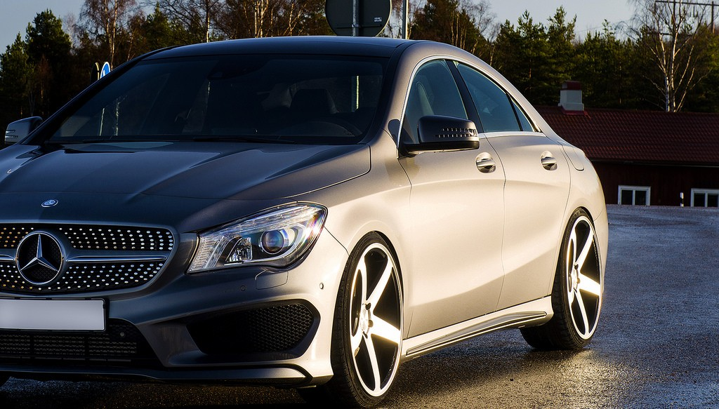 Scrap My Mercedes CLA