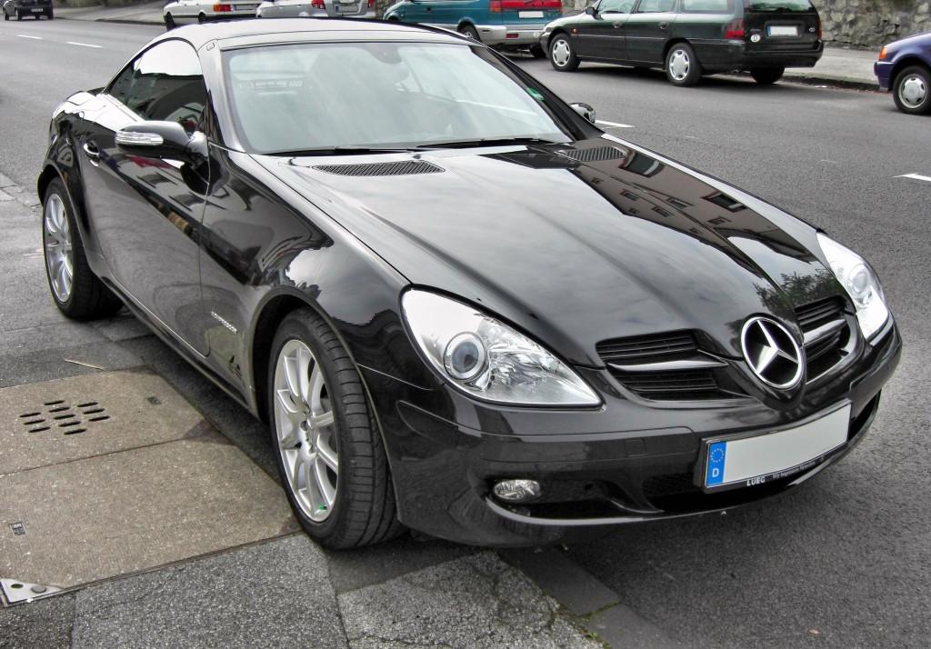 Scrap My Mercedes