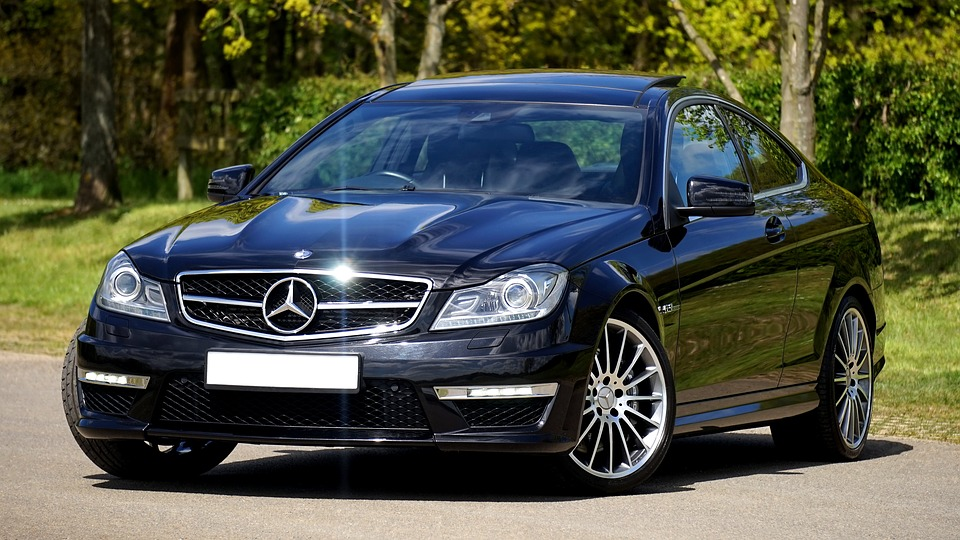 Selling a mercedes